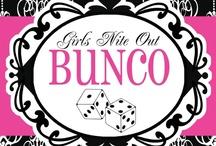 Bunco~Girls Night Out / Fun ladies night out game / by Denise Mattern-Morton