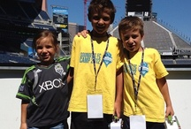 SFC Kids Style / by Seattle Sounders FC
