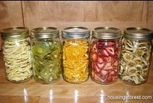 Putting Food By / Preparing & saving & sharing your primary source in life :)  / by Amy Lee