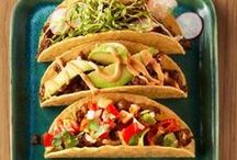 Taco Tuesday / Every Tuesday is Taco Tuesday, or also known as Mexican Night. / by Amy Lee