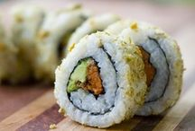 I Crave Sushi! / Who doesn't love sushi!!  / by Amy Lee