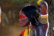 Índios  / ...donos do mundo... / by Clébson Oscar
