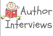 { Author Interviews } / Interviews with a great range of talented children's authors and illustrators at My Book Corner.