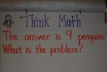 Education-Common Core Math / by Connie Gilman