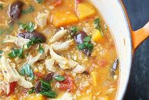 Soupy Wednesdays / Menu Planning ideas that have become a staple night in our routines! / by Amy Lee