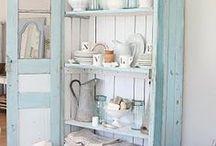 Cozy Kitchen Spots