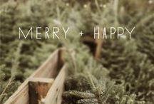 • christmas! •