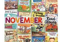 Classroom: November / Classroom and Teaching Ideas for Thanksgiving, Veteran's Day, Election Day