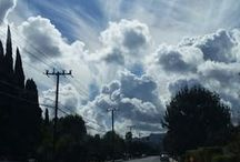 Look to the Skies / The Glorious Heavens