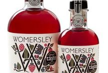 Womersley Fruit & Herb Vinegars on The Artisan Food Trail / Cotswolds based artisan maker of fine fruit vinegars. Balanced recipes allow maximum versatility in the kitchen ensuring that the true aromas of all the fruit and herb flavours shine through.