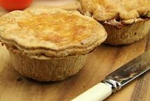 Bray's Cottage on The Artisan Food Trail / Famous award winning hand made pork pies well known amongst foodies nationally for being the pork pie unlike other pork pies. Hand made by a small team near the North Norfolk coast the pies feature local outdoor pork and beautiful biscuity pastry.