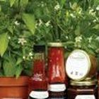 Edible Ornamentals on The Artisan Food Trail / Situated in Chawston, Bedfordshire where market gardens are abundant and growing delicious vegetables is simply a way of life. Passionate, slightly obsessive chilli growers.