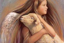 Nancy Noel Art / Nancy's beautiful art / by Denise Mattern-Morton