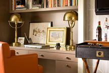 Ideas - Home - Office / by Connie Gilman