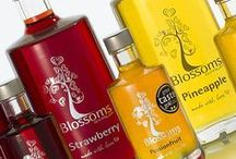 Blossoms Syrup on The Artisan Food Trail / Unique British producer of natural premium quality syrups best described as versatile food and drink ingredients.