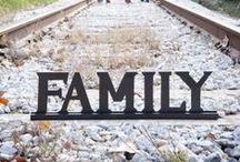 family time / Family Portrait Ideas
