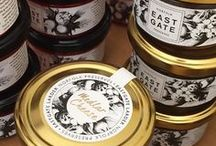Eastgate Larder / Eastgate Larder is a Norfolk based specialist grower and producer of handmade medlar preserves. These fine accompaniments complement cheeses, charcuterie, pâtés, game and meats.
