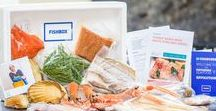 Fishbox Ltd on The Artisan Food Trail / A seafood subscription service that delivers fresh, sustainable fish and shellfish direct to your door (or desk!) within 48 hours of being landed. All products are freshly caught from Scottish waters.