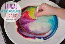 Kid Activities / by Maricela Stefani