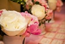 Escort & Gift Tables / Take a seat.