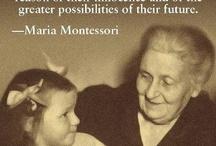 education/montessori / by Svetlana King