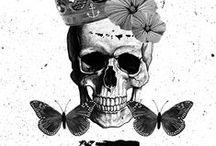 Skulls / by Monica Rodrigues