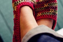 Knit and crochet / by Cindy Silvey Willen