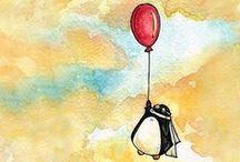 Mr. Poppers Penguins / Penguins