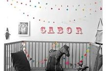 Sweet Dreams Nursery / Design and home inspiration for the nursery