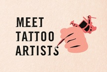 Tattoo Artists / Here are a few of the tattoo artists we've found who are known to have mastectomy experience. If you're interested in hiring someone here or just want to see more work, click through to their site. Know someone who should be on this page? Email help@p-ink.org. / by P.ink / Personal Ink