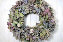 Wreaths / by Kezza B