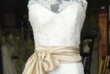 """say yes to the dress / simply the design and elegance and love of finding the dress you love enough to say """"I Do."""" (also a central location to share with my leading ladies ideas and love...) / by Regina Vella"""