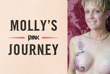 One Woman's Journey / In early 2013, Molly got a seven hour tattoo.  / by P.ink / Personal Ink