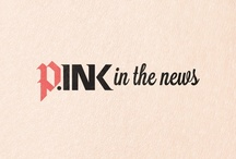 P.ink in the News / More press = more chances for survivors to learn about tattoos as an empowering, healing option. / by P.ink / Personal Ink