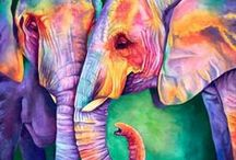 Elephant Sanctuary / Nellie the Elephant packed her trunk And said goodbye to the circus Off she went with a trumpety-trump Trump, trump, trump Nellie the Elephant packed her trunk And trundled back to the jungle Off she went with a trumpety-trump Trump, trump, trump  Clothes , home decor, jewelry, accessories