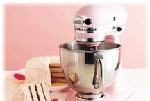 Kitchen aid Stand Mixer / by Shawna Renee Cooper