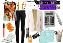 Mostly Me - Office Wear / What to wear to work or the office