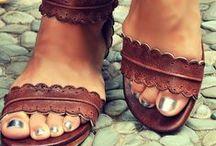 Shoes - Sandals / Flats Sandals Shoes