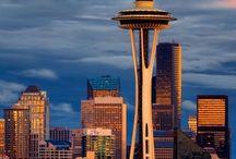Seattle / by Codi Tucker