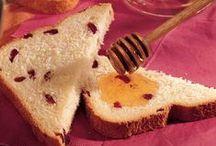 1-2-3 BREAD! recipes for bread machine / by Regina Vella