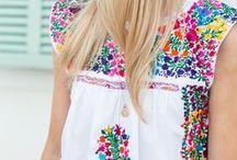 Mostly Me - Floral / Floral print summer / spring clothing
