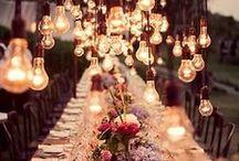 I Do - Decor / Wedding Decor Flowers