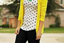 Mostly Me - Polka Dots / Polka Dot Print Clothing / Fashion