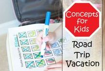 Vacation Planning Tips / Hint and tips for planning a memorable and stress-free family vacation!