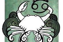 Cancer / Star sign cancer, zodiac sign