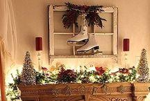 Christmas/Winter decor ❤️ / by Didi McCune