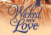 Wicked, My Love - Book Tour / My book Wicked, My Love releases on March 3rd from Sourcebooks Casablanca!  / by Susanna Ives