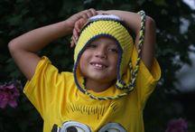 Sean Nathaniel / My nine-year-old