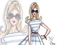 Fashion Croqui and draw / by Daniela Verrone