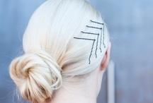 hair / by Lila